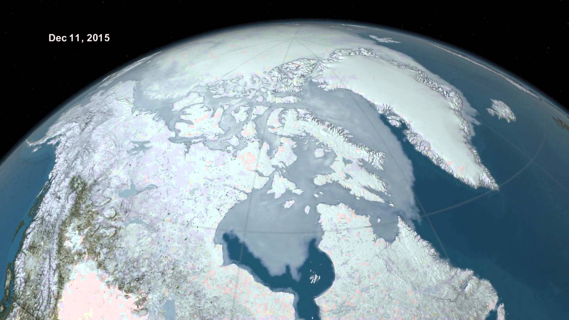 Maximum size for Arctic sea ice hits a new low | Science News – Black Soul Science